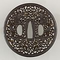 Sword Guard (Tsuba) MET 14.60.69 007feb2014.jpg