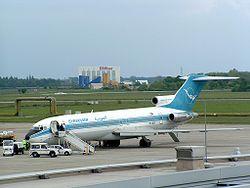 Syrian Boeing 727