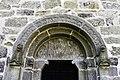 Tímpano do portal norte da igrexa de Hablingbo.jpg