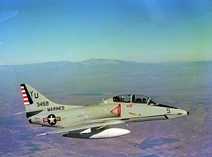 Marine Aircraft Group 13 - Image: TA 4F H MS 13 1975