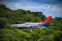 N755JG - TBM9 - LagunAir