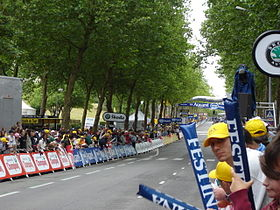 Image illustrative de l'article 7e étape du Tour de France 2006