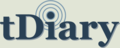 TDiary logo.png