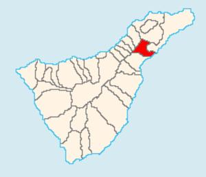 El Rosario, Tenerife - Image: TF El Rosario