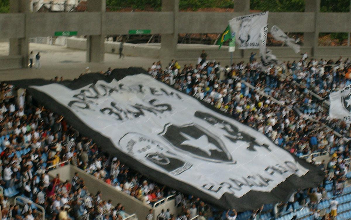 Torcida Jovem do Botafogo – Wikipédia 3450e8fb3f3b7