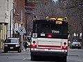 TTC bus 7700 on the Esplanade, 2014 12 28 -l (15538835123).jpg