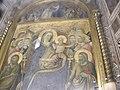 Tabernacolo di santa maria della tromba, madonna di jacopo del casentino 03.JPG