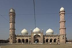Taj-ul-Masjid, Bhopal, India.jpg