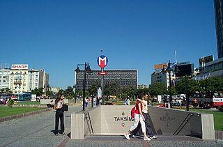 Taksim (Istanbul Metro)