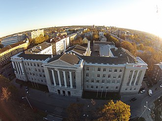 Tallinn University of Applied Sciences - Image: Tallinn University of Applied Sciences