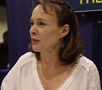 Tami Stronach - Tami Stronach at Rhode Island Comic Con in 2016