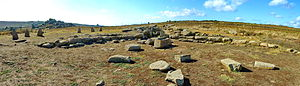 Macomer - The archaeological site of Tamuli is one of the attractions of Macomer.