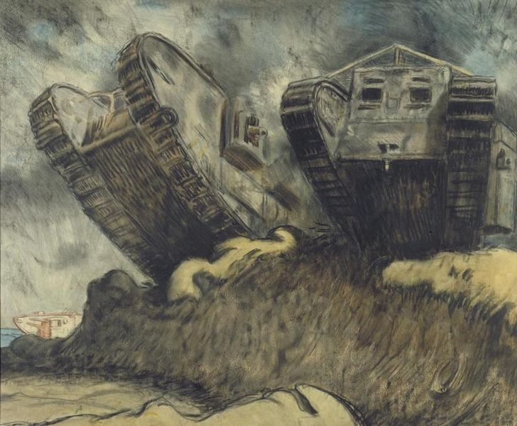 File:Tanks Art.IWMART3035.jpg