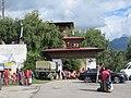 Tashichho Dzong Fortress in Thimphu during LGFC - Bhutan 2019 (134).jpg