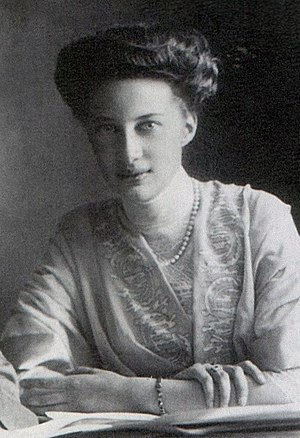 Princess Tatiana Constantinovna of Russia