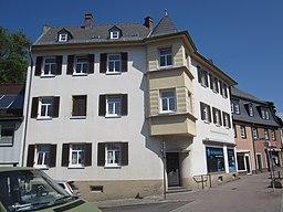 Leipziger Straße in Taucha