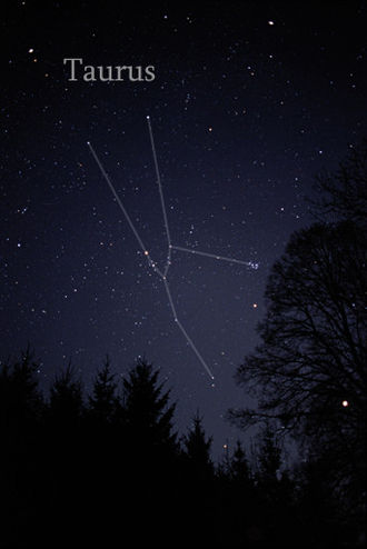 Taurus (constellation) - Image: Taurus CC