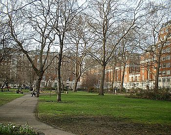 Image result for tavistock square
