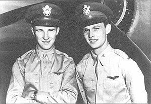 Kenneth M. Taylor - Taylor and Welch shortly after the Pearl Harbor attack