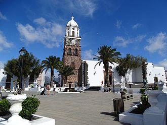 Teguise (municipality) - Image: Teguise Nuestra Señora de Guadalupe