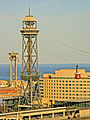 Telefèric del Port i WTC.jpg