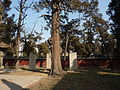 Temple of Mencius - 4th courtayrd - tablets - P1050906.JPG