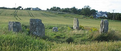 How to get to Templebryan Stone Circle with public transit - About the place