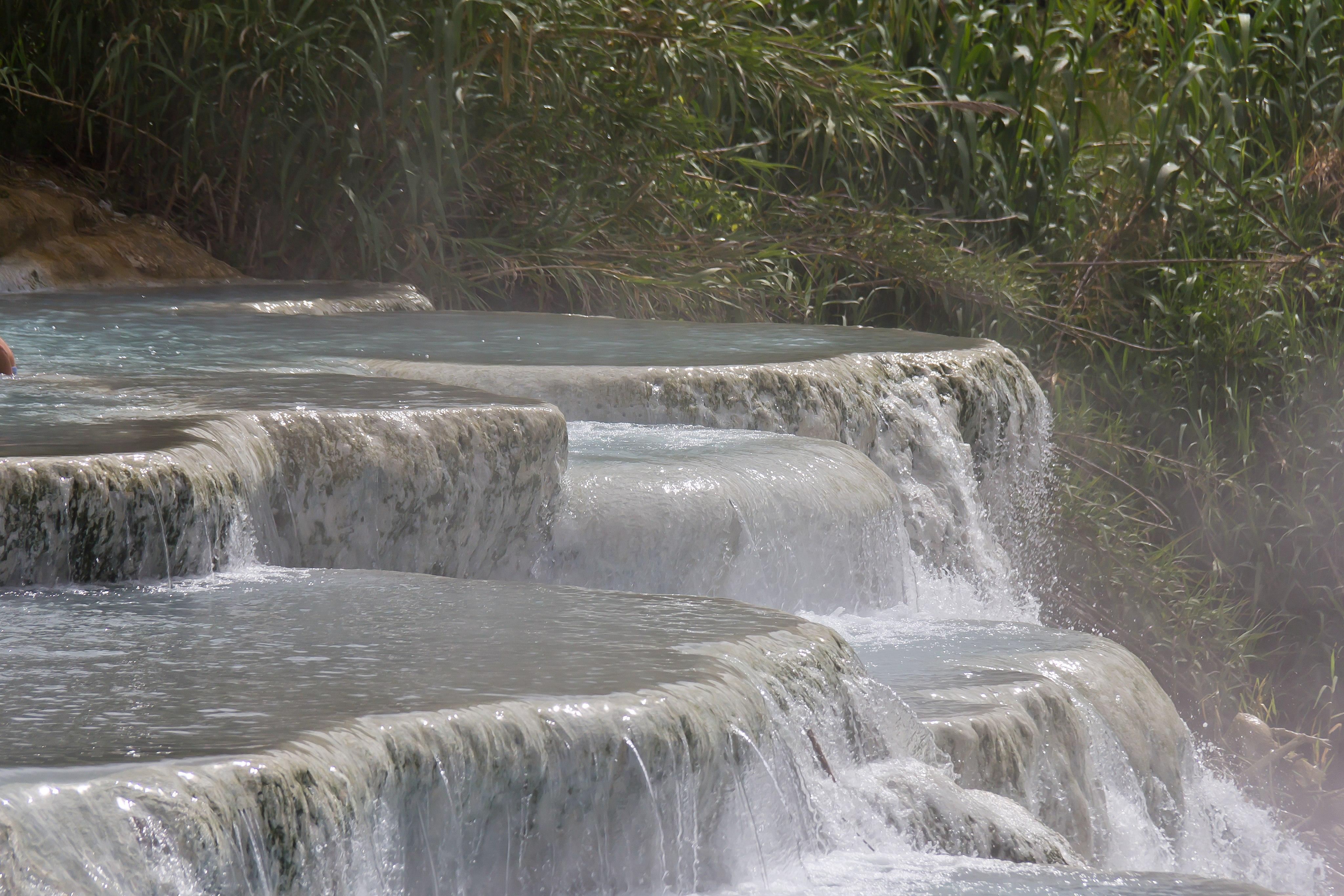 Terme di Saturnia - Cascate del Mulino-0491