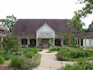 Serbin, Texas - Texas Wendish Heritage Museum