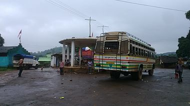 Th. Rampur Bus Stand