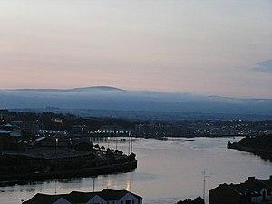 River Foyle - Image: The Foyle