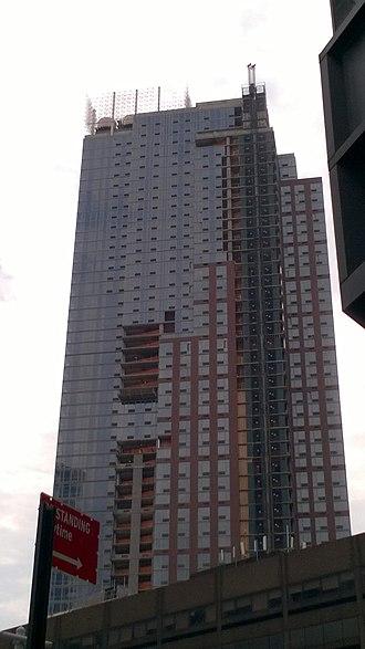 The Hub (building) - Image: The Hub BRK3