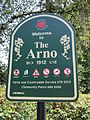 The Arno sign, Oxton - IMG 0895.JPG
