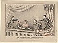 The Assassination of President Lincoln at Ford's Theatre, Washington D.C., April 14th, 1865 MET DP831798.jpg