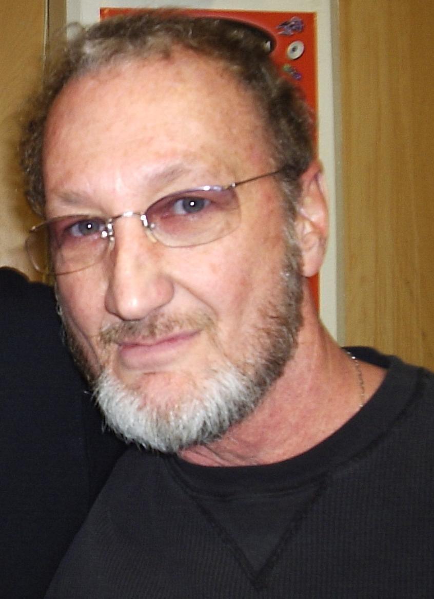 The Author Robert Englund, in Gothenburg 12-13 March 2005