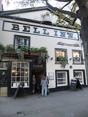 The Bell Inn - Image: The Bell Inn pub