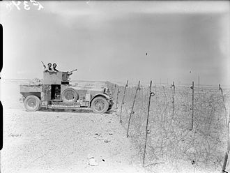 Fort Capuzzo - Image: The British Army in North Africa 1940 E378