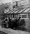 The Bryn, Dulcie Eden and the gardener (3990088180).jpg