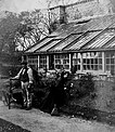 The Bryn, Dulcie Eden and the gardener (3990088180).jpg