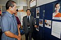 The Chief Minister of Mizoram, Shri Lal Thanhawla visiting the photo exhibition of PIB, DAVP, etc. during the 49th Bharat Nirman Public Information Campaign, at Tualvungi Hall, Thenzawl on September 20, 2011.jpg