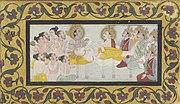 The Death of Bhishma