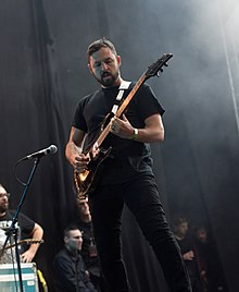 The Dillinger Escape Plan - Wacken Open Air 2017 02.jpg