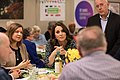 The Duke and Duchess Cambridge at Commonwealth Big Lunch on 22 March 2018 - 070.jpg
