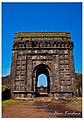 The Durbar Entrance, The Ruins of King Sivaji's Fort (4044216699).jpg