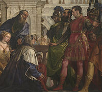 The Family of Darius before Alexander by Paolo Veronese 1570 fragment.jpg