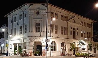 Dispensary - The George Town Dispensary, Penang
