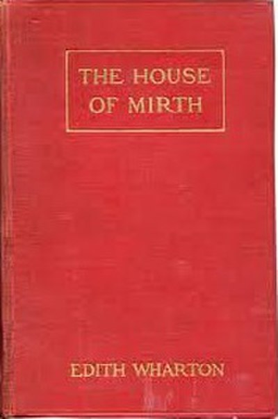 Picture of a book: The House Of Mirth