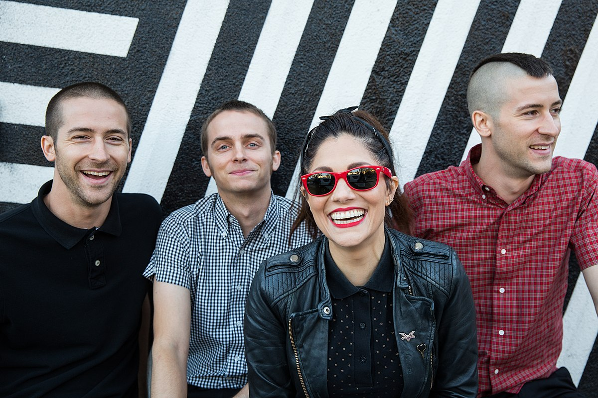 The Interrupters (band) - Wikipedia