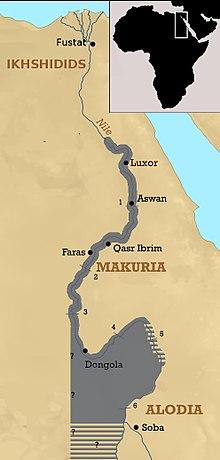 Makurie Wikipedie