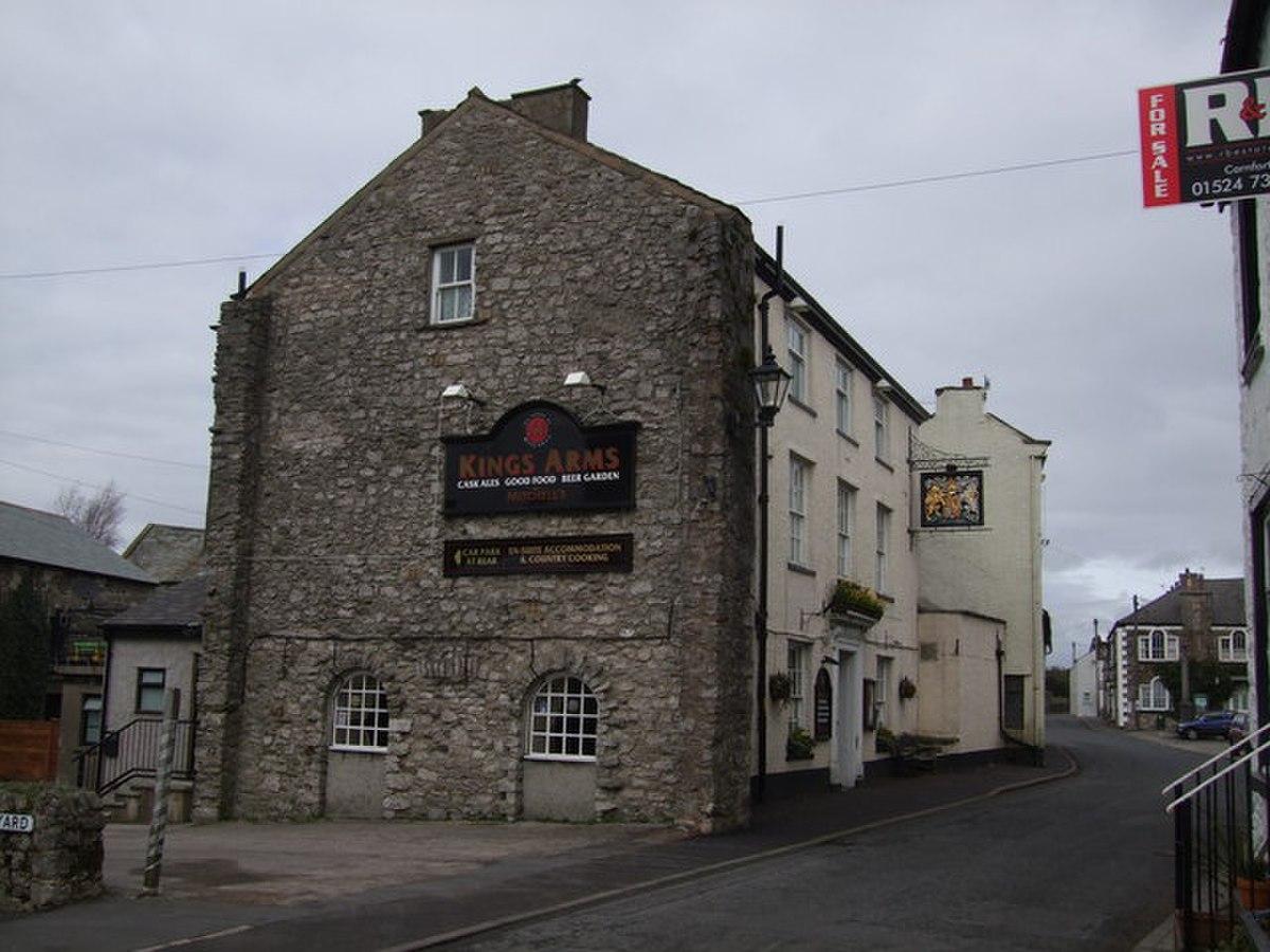 The Kings Arms, Burton-in-Kendal - geograph.org.uk - 724019.jpg